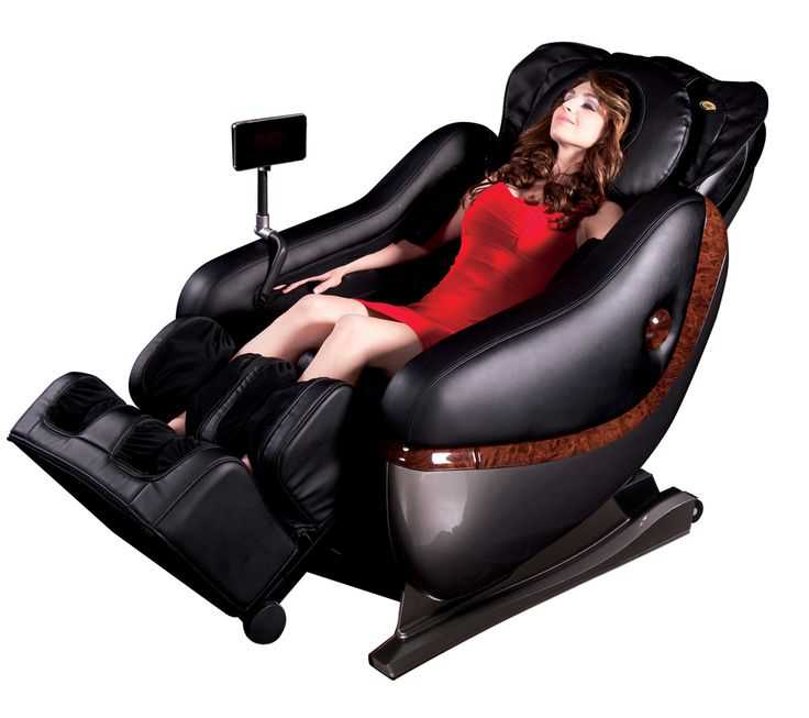 Luraco iRobotics i6S Robotic Massage Chair