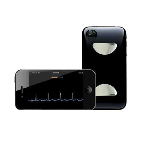 ECG Check ECG01-4S iPhone ECG Monitor