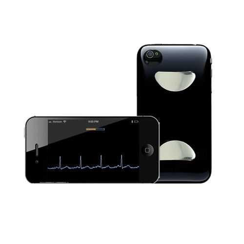 ECG Check ECG01-4S iPhone ECG Monitor