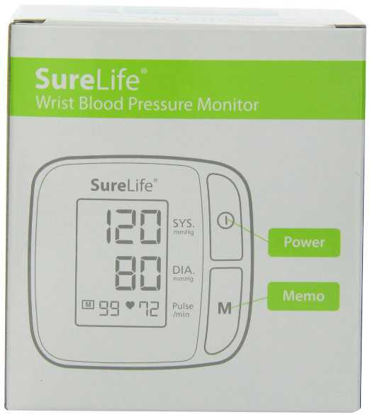 SureLife 860211 BP Monitor