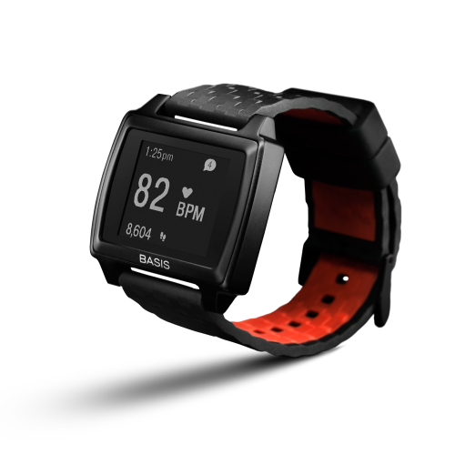 Basis Peak – Ultimate Fitness and Sleep Trackers