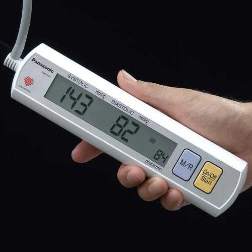 Panasonic EW3109W Blood Pressure Monitors