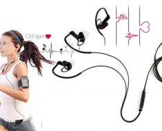 Earbud Heart Rate Monitors