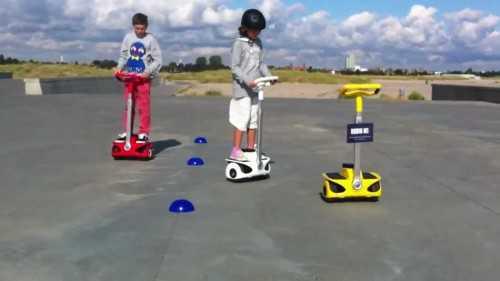 Greenway Self Balancing Mini Personal Transporter Scooter
