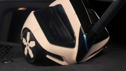InMotion MoGo Sensor Controlled Personal Transporters