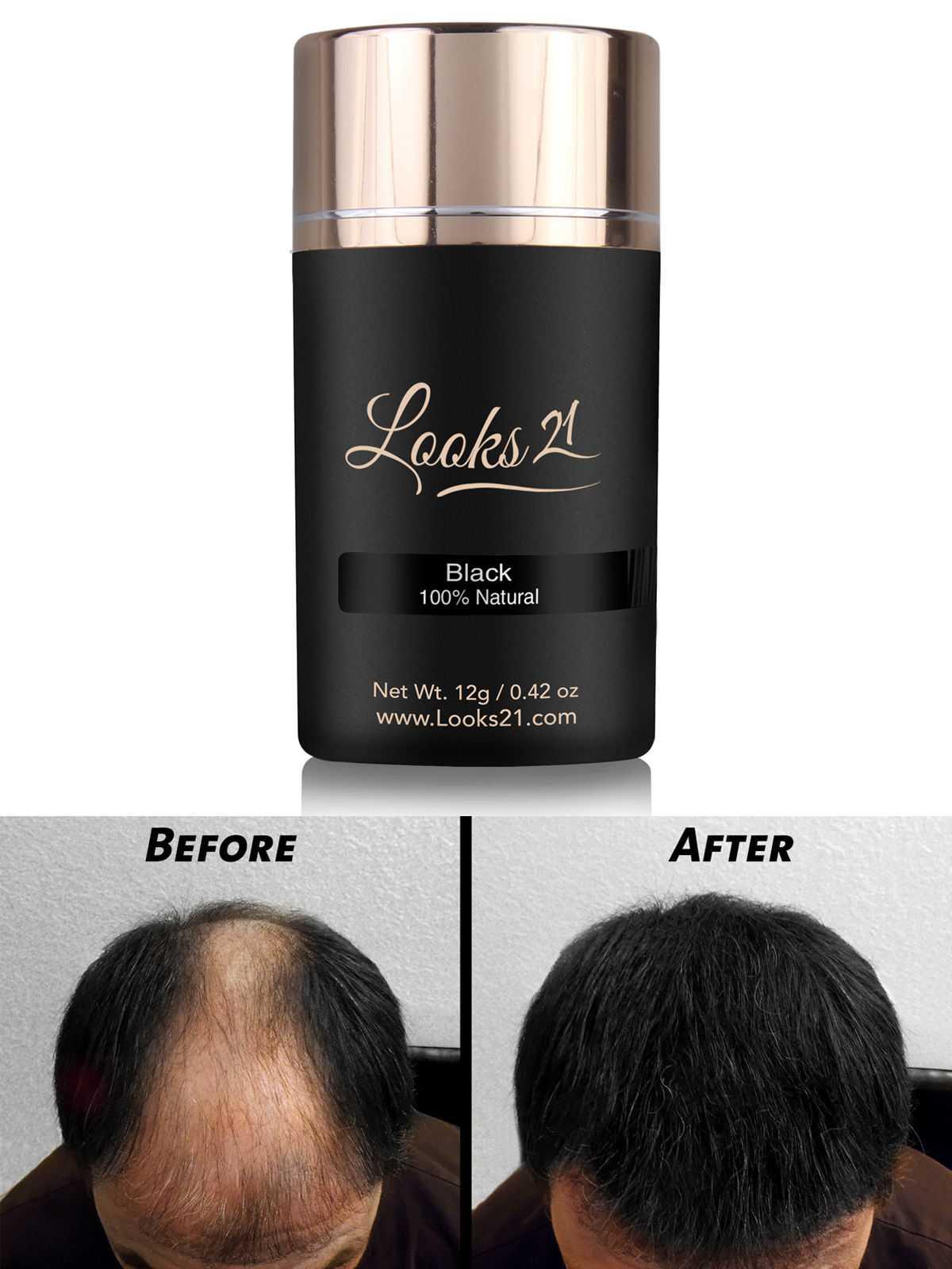 Looks 21 hair loss concealer