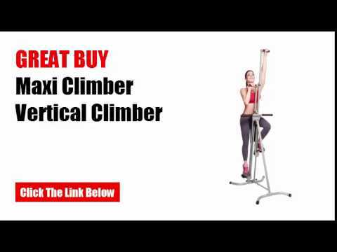 Maxi Climber Vertical Climber Step Machines