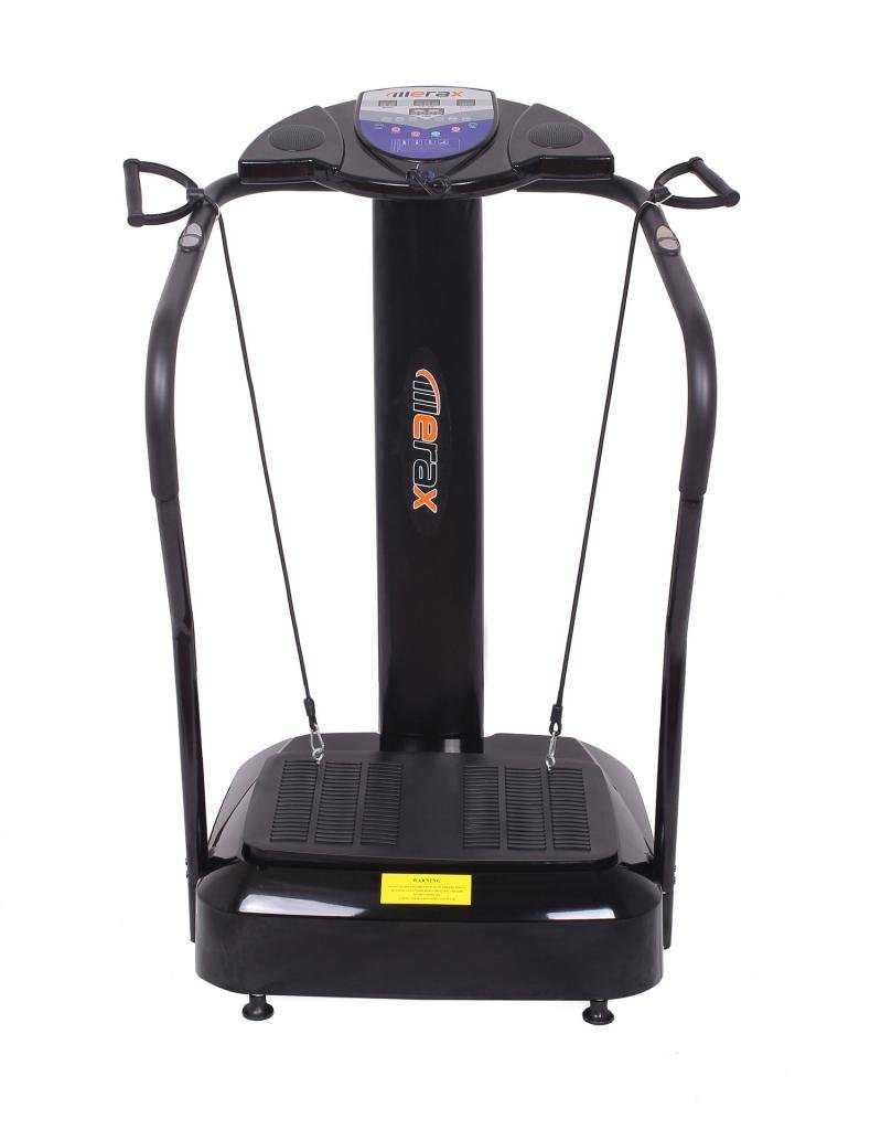 Merax Full Body Vibration Platform Slim Fitness Machine