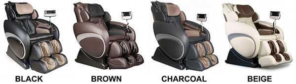 Osaki OS-4000 Executive Zero Gravity Massage Chairs