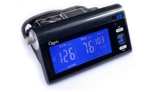 Ozeri CardioTech BP3T Upper Arm Blood Pressure Monitors