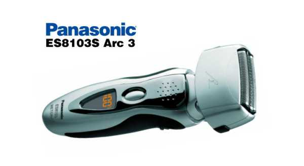 Panasonic Arc3 Electric Razor