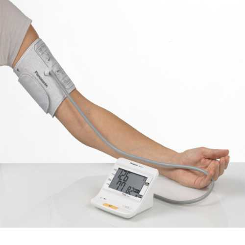 Panasonic EW3109W Portable Upper Arm Blood Pressure Monitors