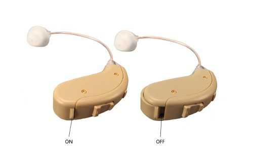 Romex Behind the Ear Hearing Amplifier R104A