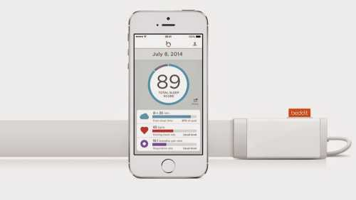 beddit sleep trackers and wellness coach