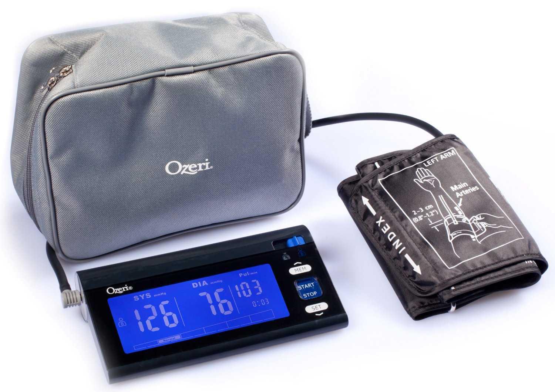 Ozeri CardioTech BP3T Premium Series Digital Blood Pressure Monitors