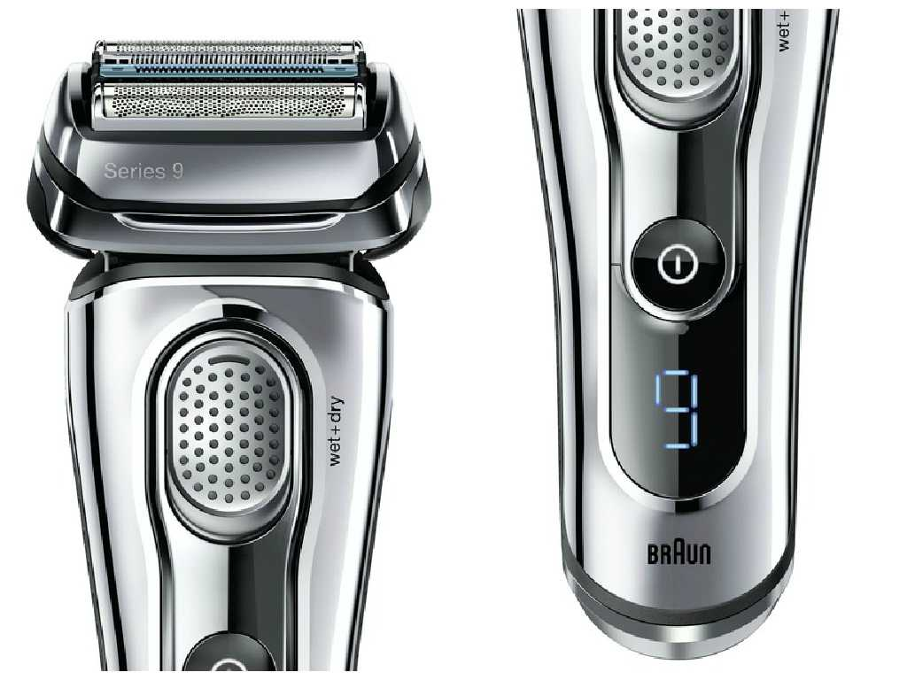 Braun Series 9 Electric Razors