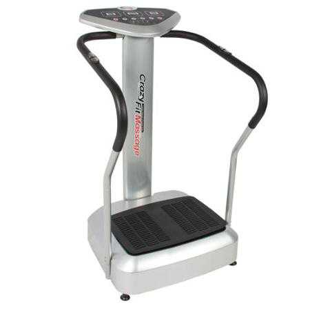 Crazy Fit Vibration Whole Body Exercise Machine