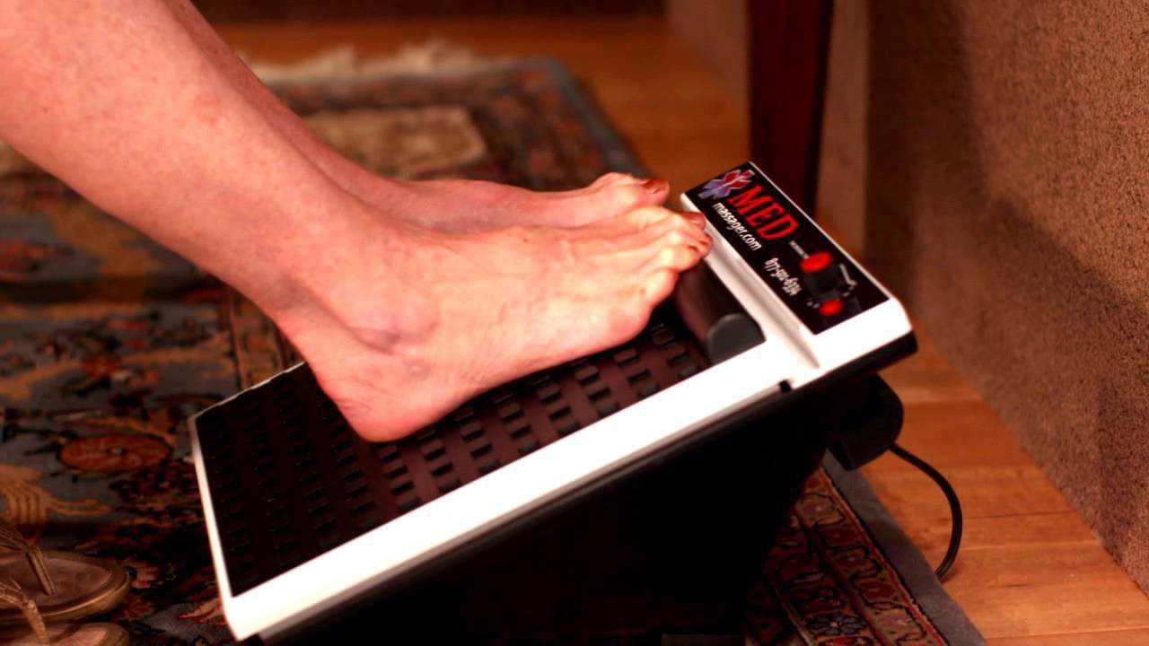 MediMassager MMF06 Variable Speed Foot Massagers
