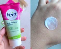 Hair removal cream