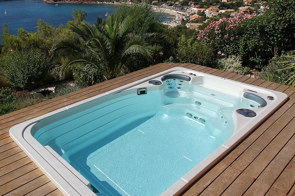 Top 10 swim spas reviews in 2018 find health tips - Pool aufstellbar ...