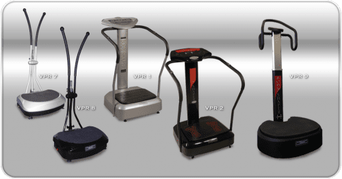 Vibration Platform Machine