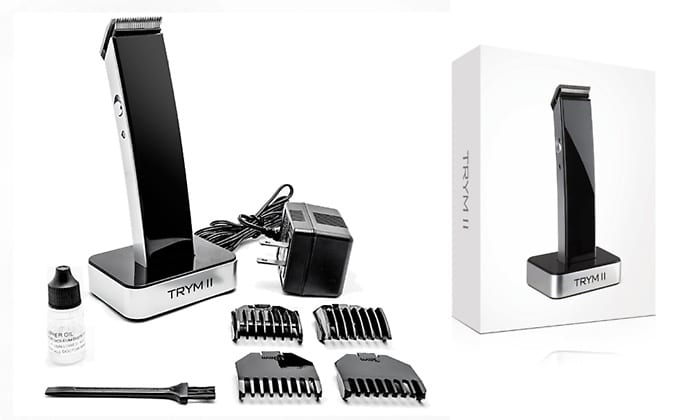 TYRM II Rechargeable Modern Hair Clipper Kit