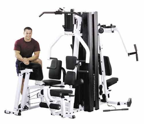 Yukon Wolverine Multi-Station Home Gym