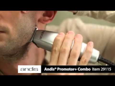 Andis Promotor Combo