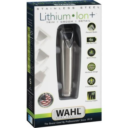 Wahl Lithium Ion Pro Combo
