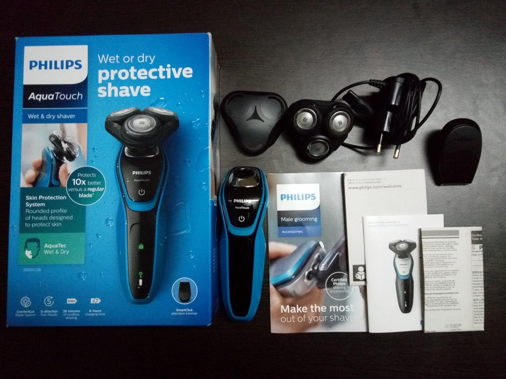 Philips AquaTouch S5050/06 Shaver