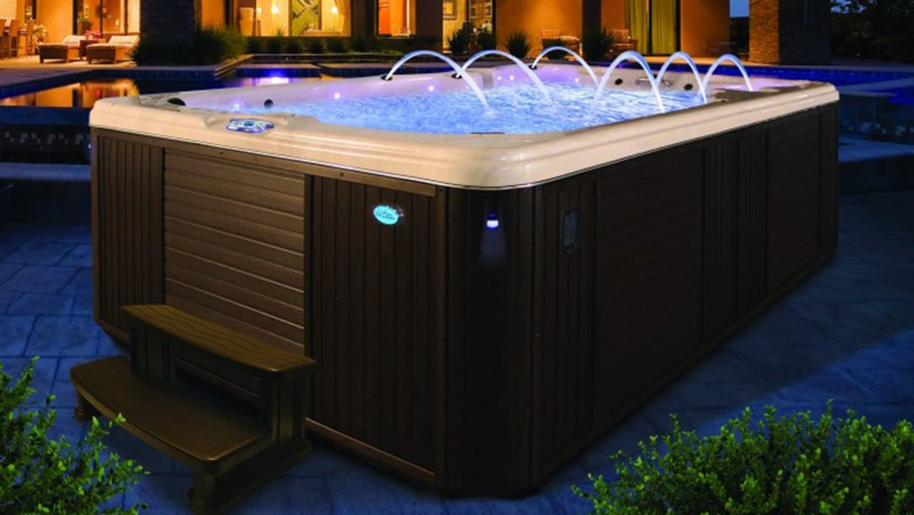 Cal Spas Ultimate Fitness Freestyle F-1439 Swim Spa