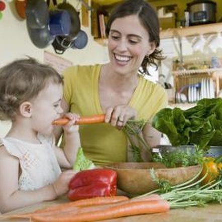 vegetarian diet for child
