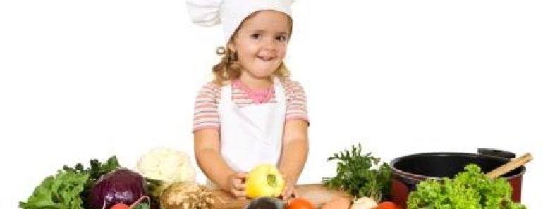 vegetarian diet for child