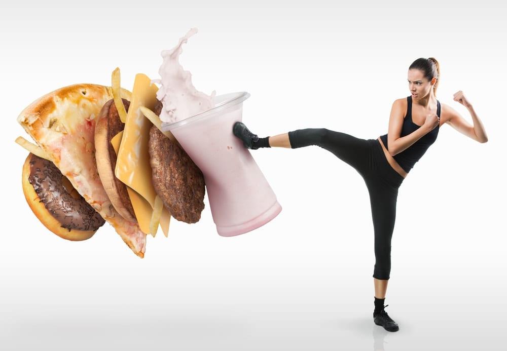 Eat Healthy Boost Women's Health