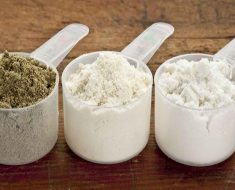 weight loss powders