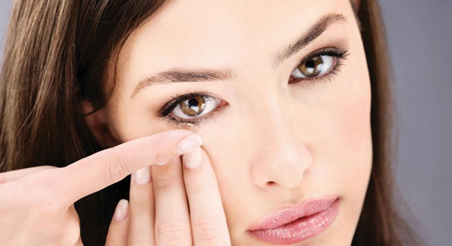 contact lenses irritation