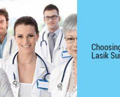 lasik eye surgeons
