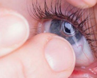 contact lens intolerance