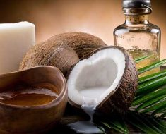 skin care coconut oil