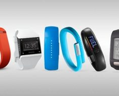 health trackers 2016