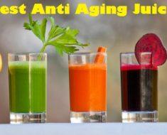 anti aging juice