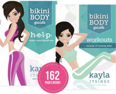 Kayla Itsines Bikini Body Guide