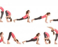 yoga exercises weight loss