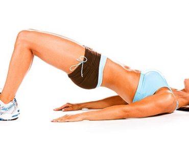30 days hip raise challenge