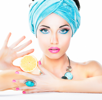 lemon benefits skin
