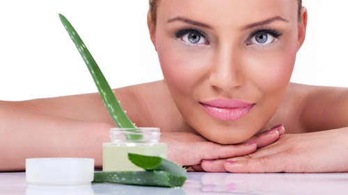 aloe vera for acne and pimples