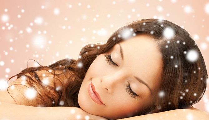 beauty sleep - pre wedding skin care