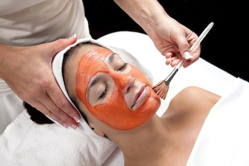 bridal facial treatment - pre wedding skin care