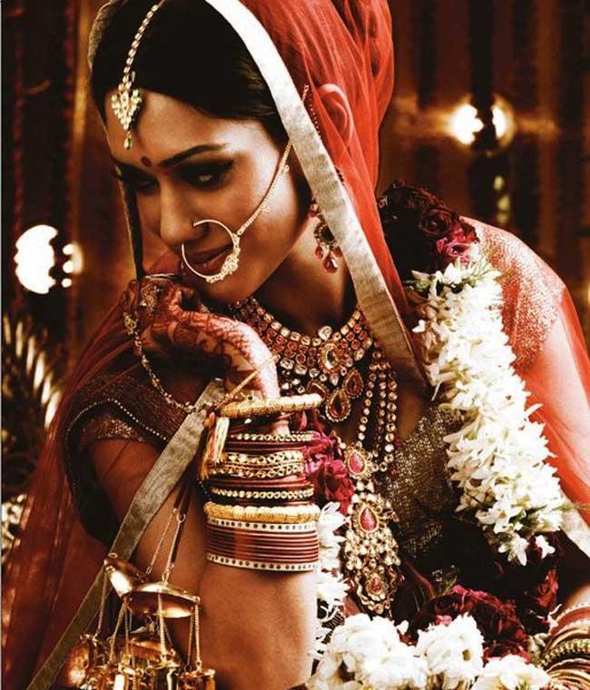 dusky skinned brides makeup