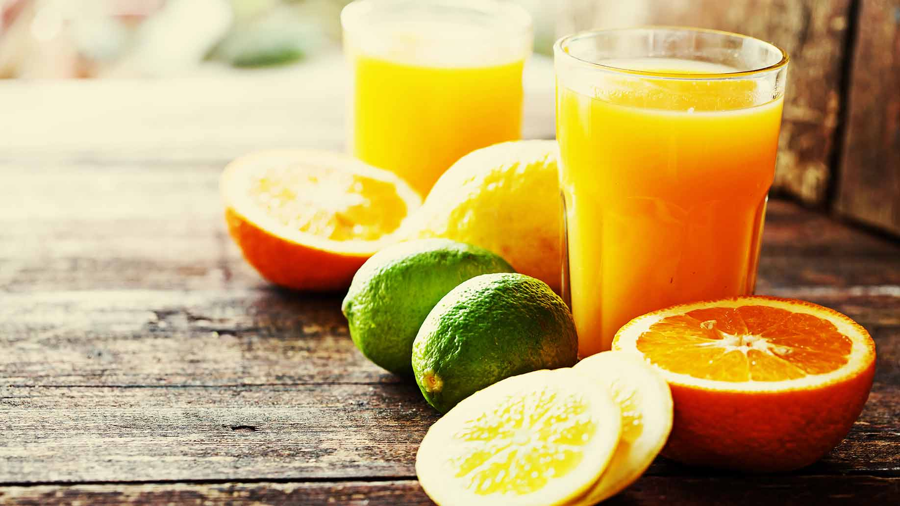 vitamin c drinks